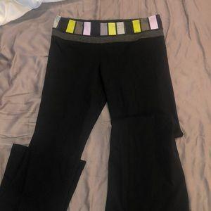 Lulu lemon groove pants